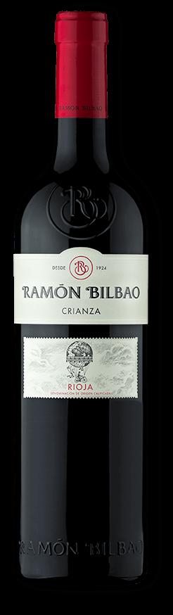 Vino Rioja Crianza - Ramón Bilbao