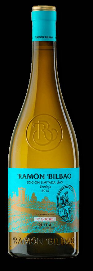 Vino Verdejo de Edición Limitada Lías - Ramón Bilbao