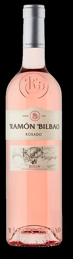 Vino Rioja Rosado - Ramón Bilbao