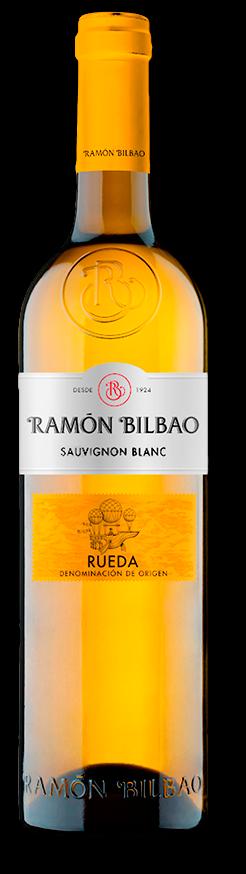Vino Suavignon Blanc - Ramón Bilbao