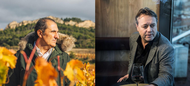 Videocata Viñedos de Altura de Ramón Bilbao con Rodolfo Bastida y Paco Nadal