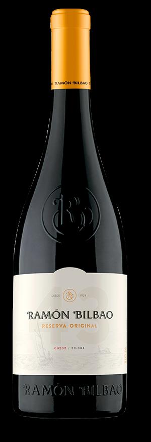 Vino Reserva Original - Ramón Bilbao