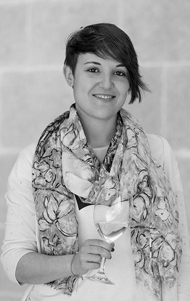 Enóloga Sara Bañuelos de Ramón Bilbao Rueda