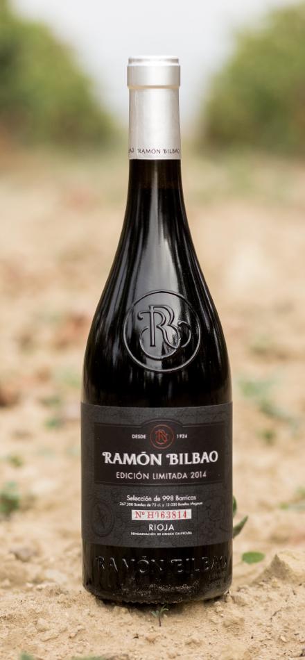 Vino Ramón Bilbao Rioja - Edición Limitada