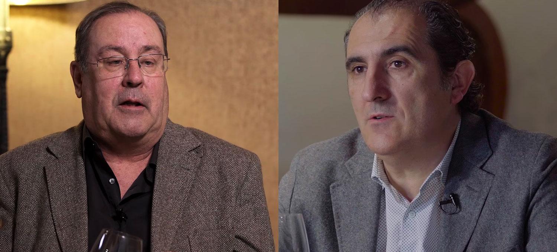Videocata Sauvignon Blanc de Ramón Bilbao con Rodolfo Bastida y Enrique Calduch