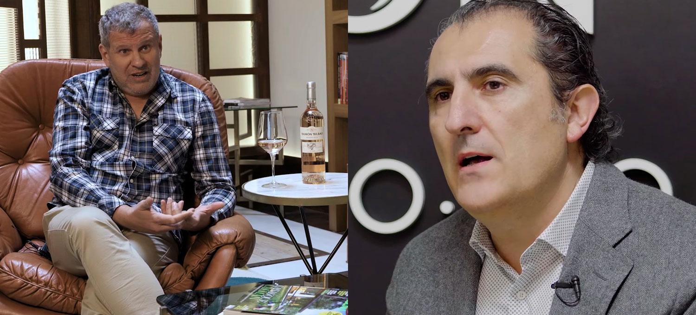 Videocata Ramón Bilbao Rosado con Rodolfo Bastida y Ramón Larramendi
