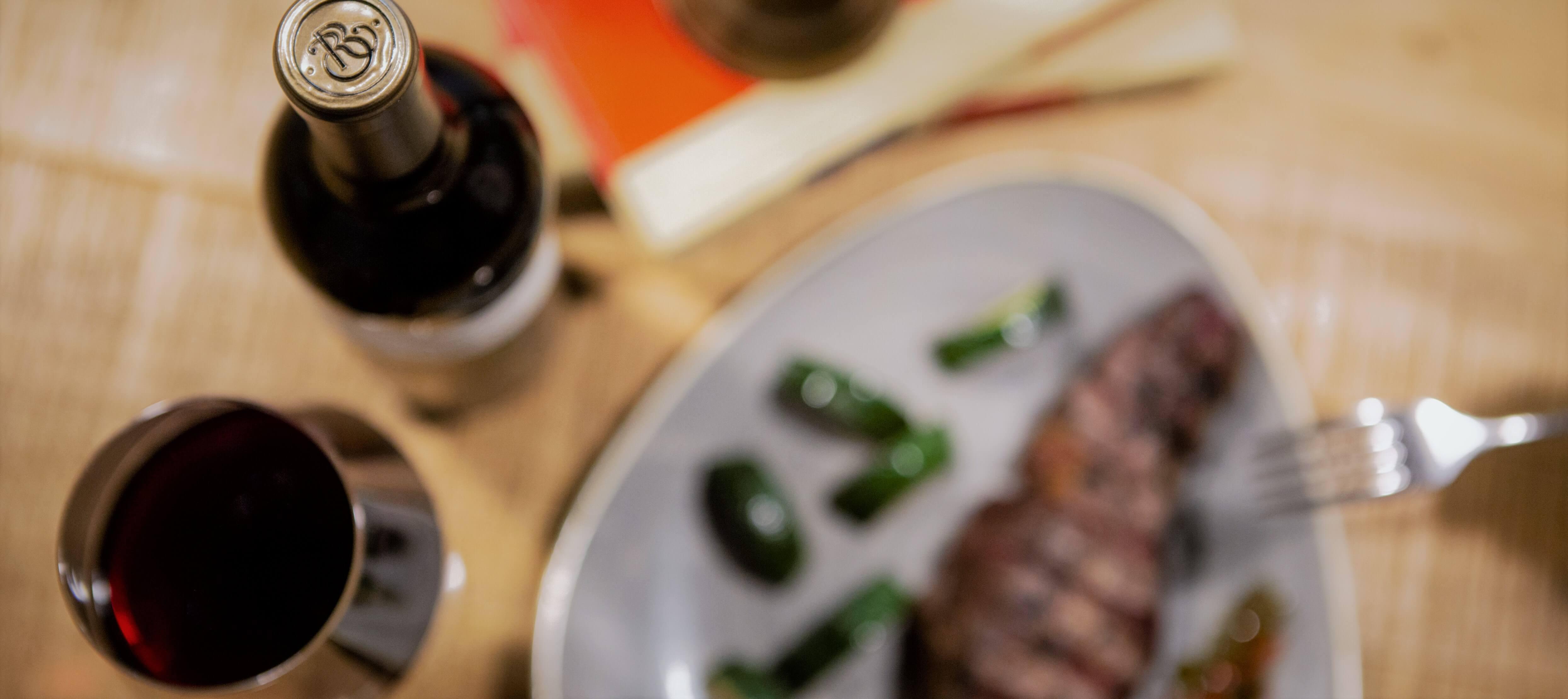 Las mejores combinaciones de vinos y carnes