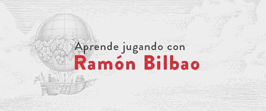 APRENDE JUGANDO CON RAMÓN BILBAO: CIENCIA Y VINO